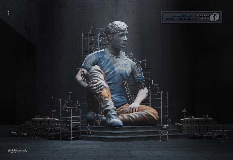 Estátuas CIA 2